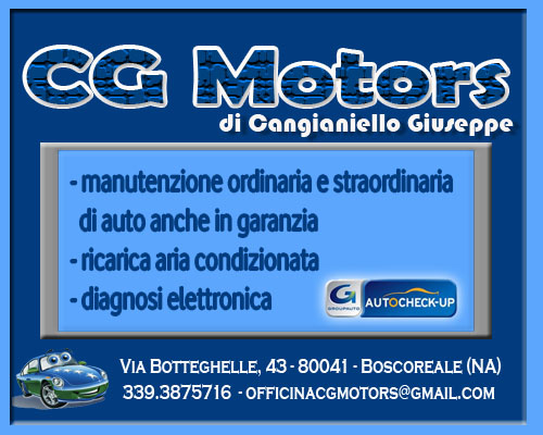 CG Motors laterale